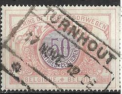 9S-823: TR35:  TURNHOUT: Type C_r - Chemins De Fer