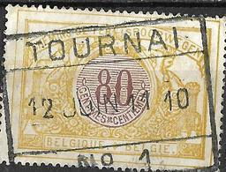 9S-822: TR39:  TOURNAI//N°1: Type C_N1 - Chemins De Fer