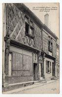 AUBIGNY --Vieille Maison (colombages)  Rue Du Bourg Coutant.........à Saisir - Aubigny Sur Nere