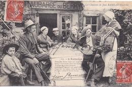 """18 Les Chansons De Jean RAMEAU - L'Auberge - (""""aubarge"""" Du Berry) - France"""