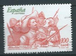 "ESPAGNE SPANIEN SPAIN ESPAÑA 2000 ""EL ALCALDE DE ZALAMEA"", CALDERÓN DE LA BARCA  ED 3774 YV 3341 MI 3607 SG 3709 SC 3076 - 1931-Aujourd'hui: II. République - ....Juan Carlos I"