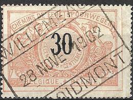 9S-818: TR19:  WILLEMEUX//FROIDMONT: Type C_C - Chemins De Fer