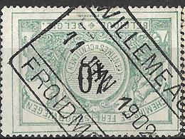 9S-817: TR20:  WILLEMEUX//FROIDMONT: Type C_C - Chemins De Fer