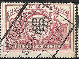 9S-816: TR25:  WILRYCK: Type C_k - Chemins De Fer