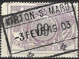 9S-815: TR22:  VIRTON-ST MARD: Type C-s_k - Chemins De Fer