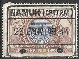 9S-806: TR36: NAMUR(CENTRAL): Type Cs_k - Chemins De Fer