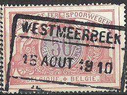 9S-814: TR35:  WESTMEERBEEK: Type C_k - Chemins De Fer