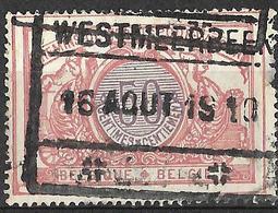 9S-813: TR35:  WESTMEERBEEK: Type C_k - Chemins De Fer