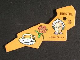 Le Gaulois Europe - 12 BRISTOL Angleterre - Magnets