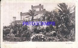 107717 URUGUAY PIRIAPOLIS EL CASTILLO POSTAL POSTCARD - Uruguay
