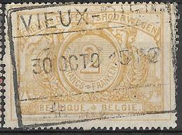 9S-809: TR27:  VIEUX-DIEU: Type C_k - Chemins De Fer