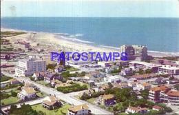107718 URUGUAY PUNTA DEL ESTE BEACH PLAYA BRAVA POSTAL POSTCARD - Uruguay