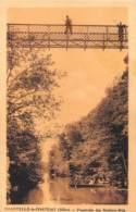 03 - CHANTELLE-le-CHATEAU - Passerelle Des Rochers-Bris - Autres Communes