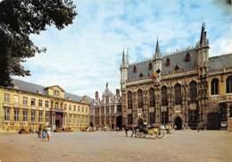 CPM - BRUGGE - Stadhuis En Gerechtshof - Brugge