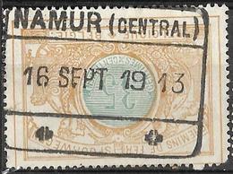 9S-804: TR33: NAMUR(CENTRAL): Type Cs_k - Chemins De Fer