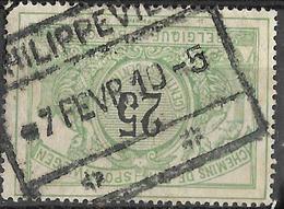 9S-795: TR18: PHILIPPEVILLE: Type C_k - Chemins De Fer