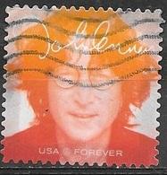 2018 John Lennon, Red, Used - United States