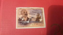 2011 Centenario Della Morte Di Emilio Salgari - 1946-.. République