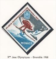 MONACO 1967 N° 733 NEUF** - Monaco