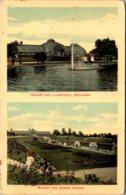 Wisconsin Milwaukee Mitchell Park Conservatory & Sunken Gardens 1909 - Milwaukee