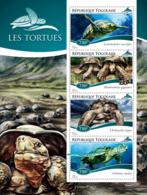 Togo 2014 Turtles Fauna - Togo (1960-...)