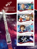 Togo  2014  The Soviet Space Program - Togo (1960-...)