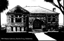 California Santa Cruz Public Library - United States