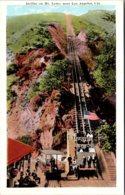 California Mount Lowe Incline Railway - United States