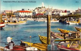 California San Francisco Fisherman's Wharf - San Francisco