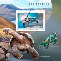 Togo  2014  Fauna  Turtles - Togo (1960-...)