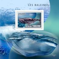 Togo  2014  Fauna  Whales - Togo (1960-...)