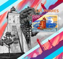 Togo  2014  Lighthouses - Togo (1960-...)
