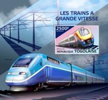 Togo  2014   Speed Trains - Togo (1960-...)
