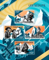 Togo  2014  Scouts - Togo (1960-...)