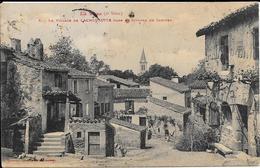 Le Village De LACROUZETTE Dans Le Sidobre De Castres - France
