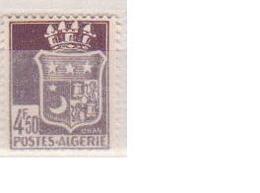 ALGERIE         N°  YVERT  :   195       NEUF AVEC  CHARNIERES      ( Ch 1/19  ) - Algérie (1924-1962)