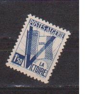 ALGERIE         N°  YVERT  :   199     NEUF AVEC  CHARNIERES      ( Ch 1/19  ) - Algérie (1924-1962)