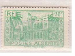 ALGERIE         N°  YVERT  :   201    NEUF AVEC  CHARNIERES      ( Ch 1/19  ) - Algérie (1924-1962)