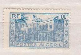 ALGERIE         N°  YVERT  :   203    NEUF AVEC  CHARNIERES      ( Ch 1/19  ) - Algérie (1924-1962)