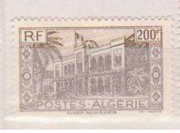 ALGERIE         N°  YVERT  :   204    NEUF AVEC  CHARNIERES      ( Ch 1/19  ) - Algérie (1924-1962)