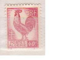 ALGERIE         N°  YVERT  :   218   NEUF AVEC  CHARNIERES      ( Ch 1/19  ) - Algérie (1924-1962)