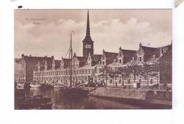 KJOBENHAVN Kobenhan  Copenhagen Borsen - Danemark