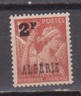 ALGERIE         N°  YVERT  :   233   NEUF AVEC  CHARNIERES      ( Ch 1/20  ) - Algérie (1924-1962)