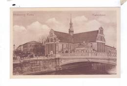KJOBENHAVN Kobenhan  Copenhagen Holmeng  Kirke - Danemark
