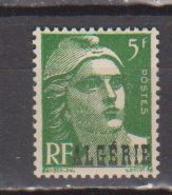 ALGERIE         N°  YVERT  :   240   NEUF AVEC  CHARNIERES      ( Ch 1/20  ) - Algérie (1924-1962)