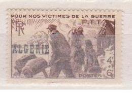 ALGERIE         N°  YVERT  :   242      NEUF AVEC  CHARNIERES      ( Ch 1/20  ) - Algérie (1924-1962)