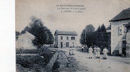 70 CITERS La Gare - France