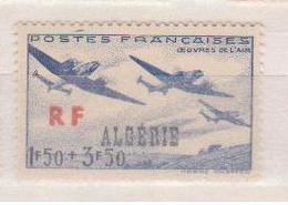 ALGERIE         N°  YVERT  :   245    NEUF AVEC  CHARNIERES      ( Ch 1/20  ) - Algérie (1924-1962)