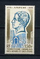 AFARS ISSAS 1975 PA N° 107 ** Neuf MNH Superbe C 6,50 € Ampère Physique Mathématiques - Neufs