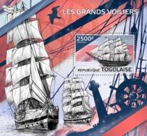 Togo  2014  Sailing Ships - Togo (1960-...)